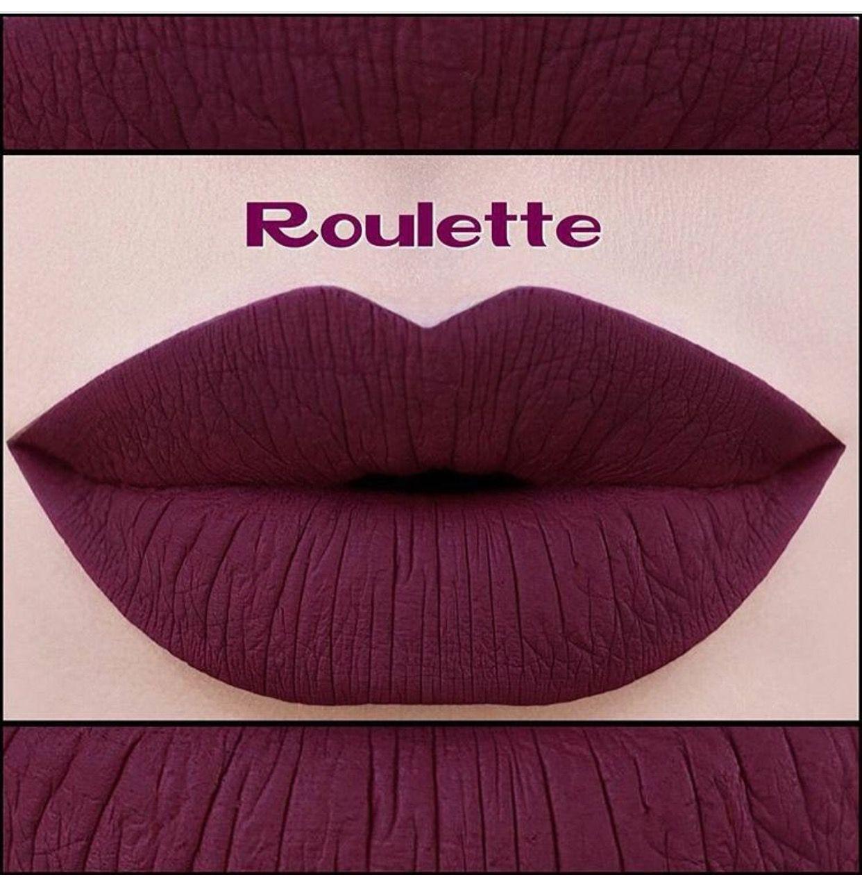 depechegurlRepost from @colouredraine .. 'Roulette' Another new shade.