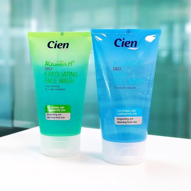 cien beauty products