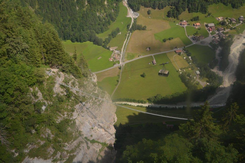 Klettersteig Mürren : Klettersteig mürren gimmelwald ausflugsziele