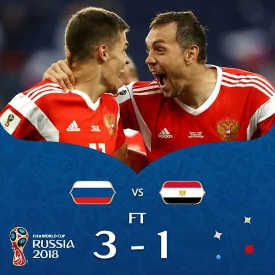 Rusko Egypt