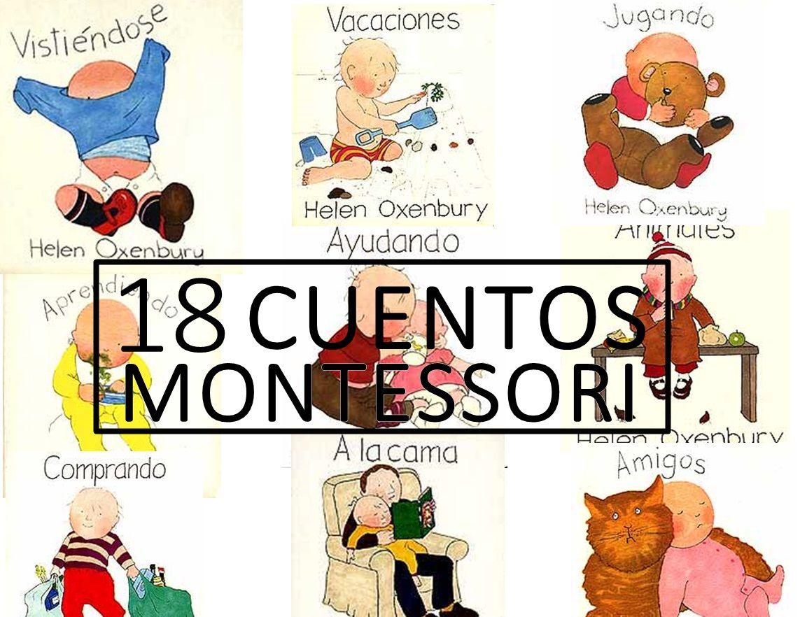 Aprendiendo con Montessori: 18 Cuentos Montessori de Helen Oxenbury