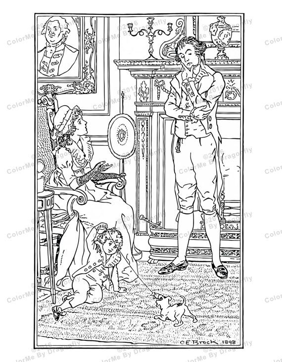 Family Life Coloring Pages Trend