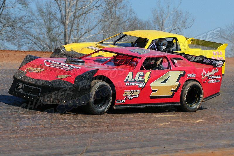 East Alabama Motor Speedway March 08 schaefer11 Dirt