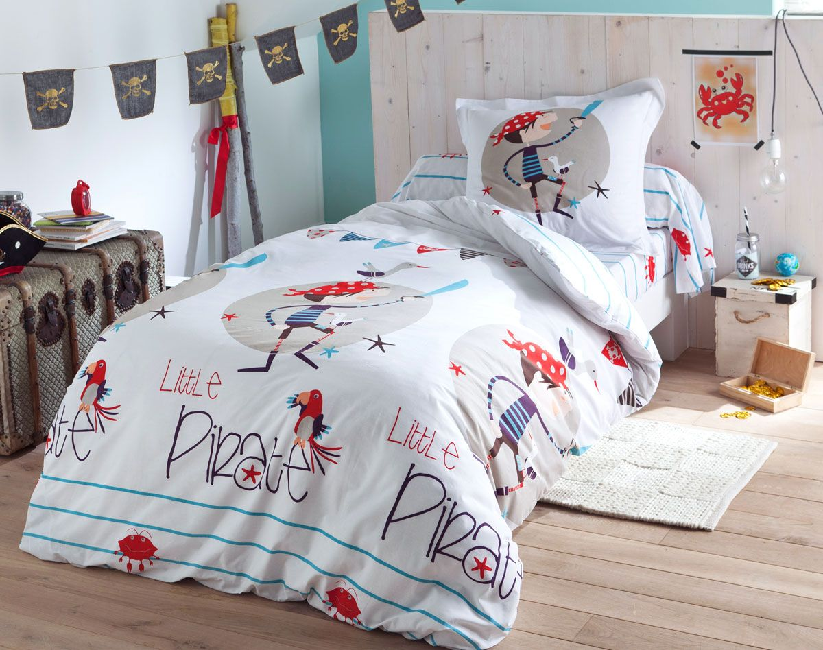 Lit Pirate Enfant Linge De Lit Enfant Pirates Enfants Pinterest