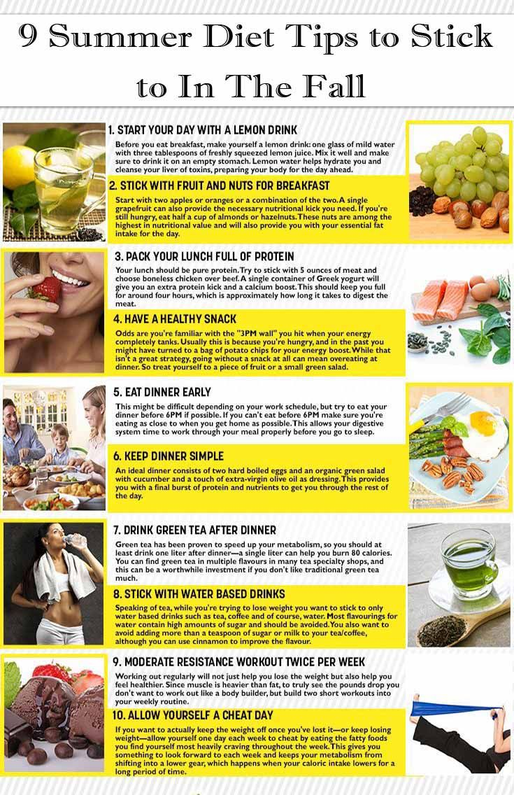 The skinny on how to lose weight without feeling hungry picture 3