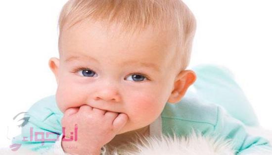 اعراض التسنين عند الاطفال الرضع وعلاجها Is My Baby Teething Baby Teeth Baby