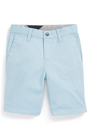 Modern Chino Shorts Light Blue 4 | Man shop