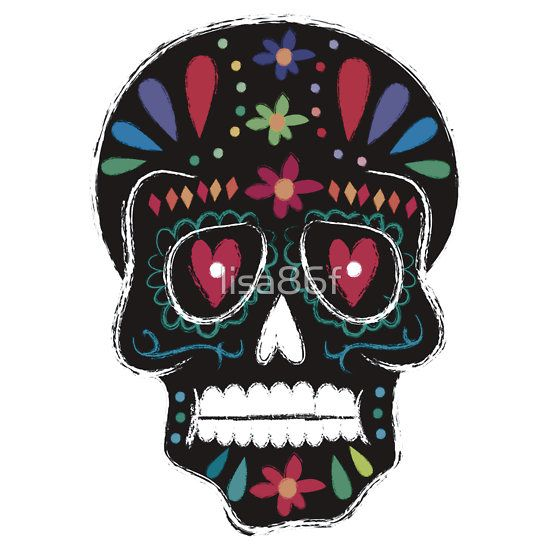 Day Of The Dead Slim Fit T Shirt Calavera Day Of The