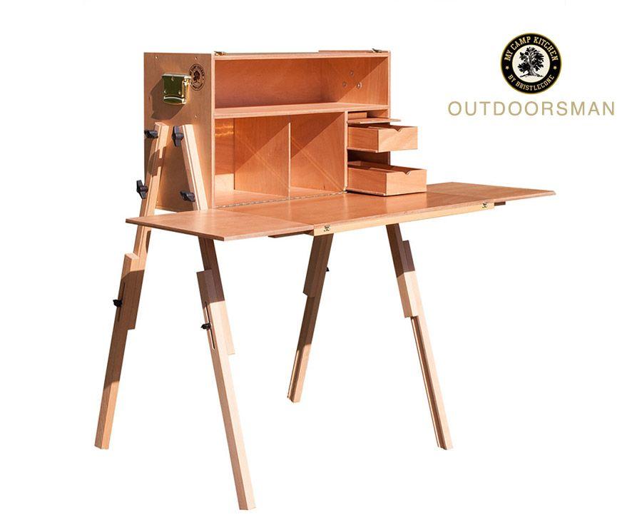 Camp Kitchen - Outdoor Cooking - My Camp Kitchen | wood ...