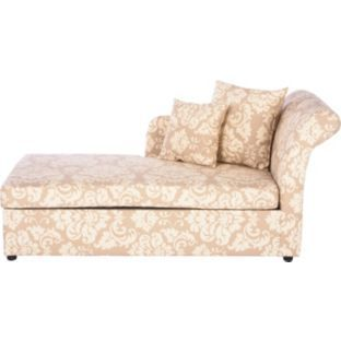 Buy Evie Metal Action Chaise Longue - Natural at Argos.co.uk - Your Argos Evie Chaise Longue on chaise sofa sleeper, chaise recliner chair, chaise furniture,