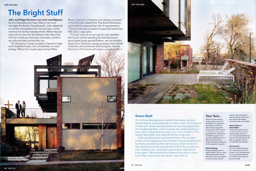 Dwell Magazine Is Good For Any Fan Of Modern Design Let Alone