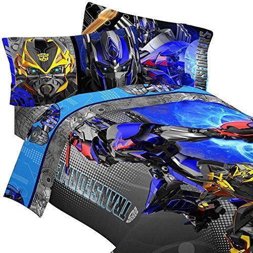 Transformers Bedding Set Optimus Prime, Transformers Bedding Full Size