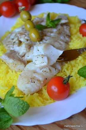 Треска в духовке — очень вкусное и сочное блюдо, а приготовление в духовке экономит время. По этому рецепту можно приготовить любое рыбное филе.