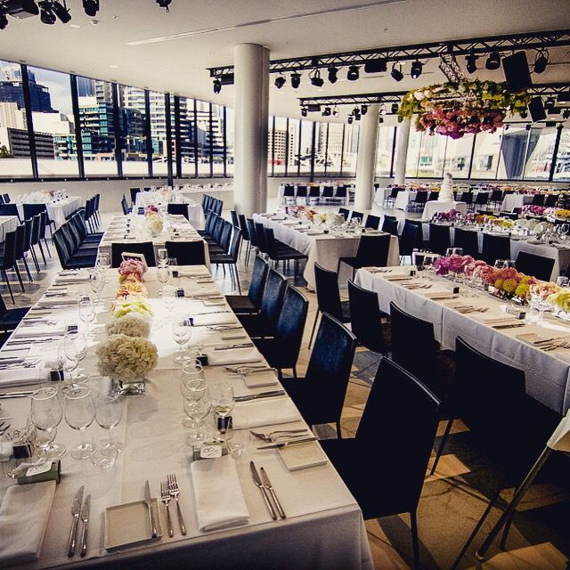 Aerial S First Ever Wedding Showcase Held This Coming Thursday Date 12 02 15 Time 5 30 To 8 30 Wedding Set Up Event Catering Melbourne Wedding