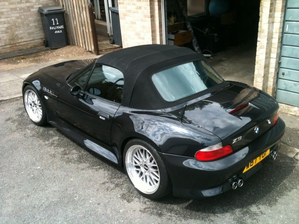 Bmw Z3 Facelifted Stanced Oem Aerodynamic Kit Z3 The Epitome