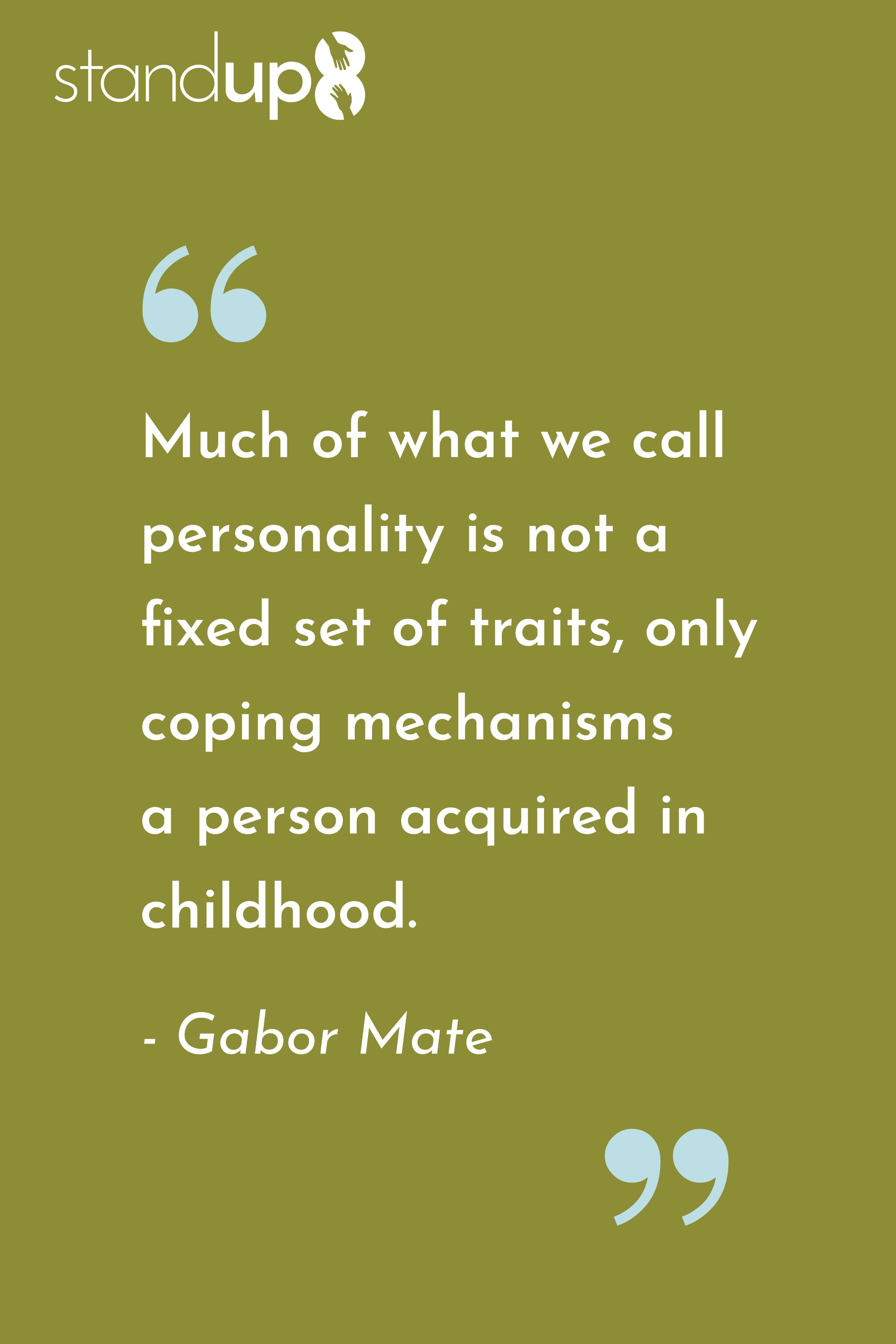Personality Quotes Inspirational Quotes About Children Inspirational Quotes Work Quotes Emotional Recovery