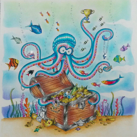 Lost Ocean By Tatianecandido