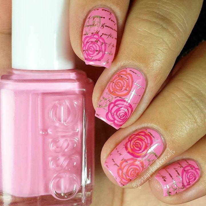Nails by Nicole https://www.instagram.com/p/BGefiYzjJ3W/ #nailart #nailsticker #manicure #nailtreatment #nailgel