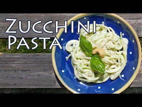 Zucchini Spaghetti-Rezept Zoodles - The Krauts