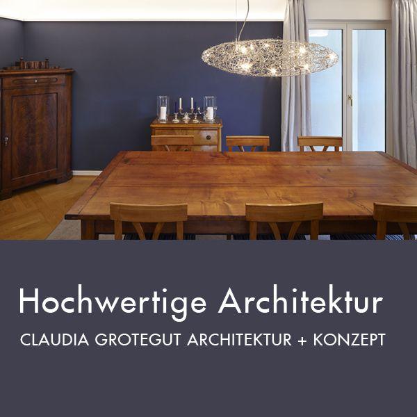 Das Architekturburo Claudia Grotegut Architektur Konzept Mit Sitz