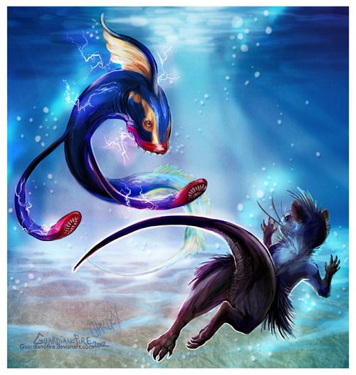 Please Enjoy These Incredible and Slightly Horrifying Realistic Pokémon