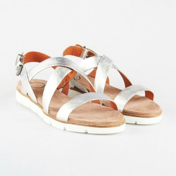 Shott Schuh Sandale Ca SilberLeuchtende Copenhagen Farben EIWD2H9Y