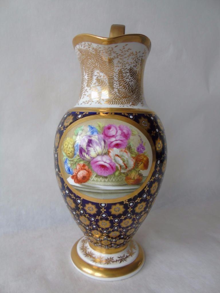 Huge rare antique royal crown derby porcelain cobalt blue ground huge rare antique royal crown derby porcelain cobalt blue ground ewer 135 reviewsmspy