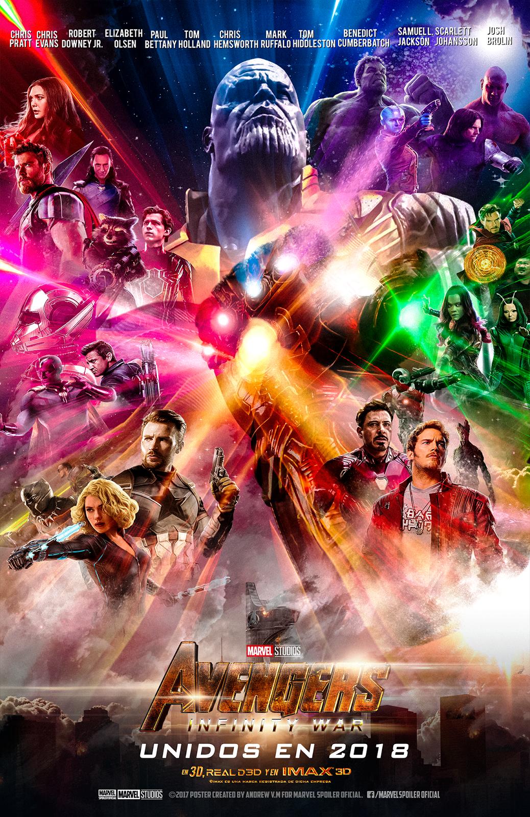 Avengers Infinity War Teaser Poster 2 | Marvel | Marvel