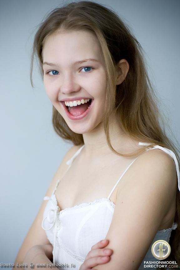 Sasha Luss - Photo - Fashion Model  Sasha Luss  Teen -1379