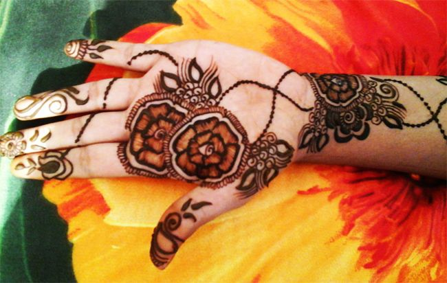 Mehndi Designs Patterns Ideas : Amazing dubai mehndi design ideas fashi