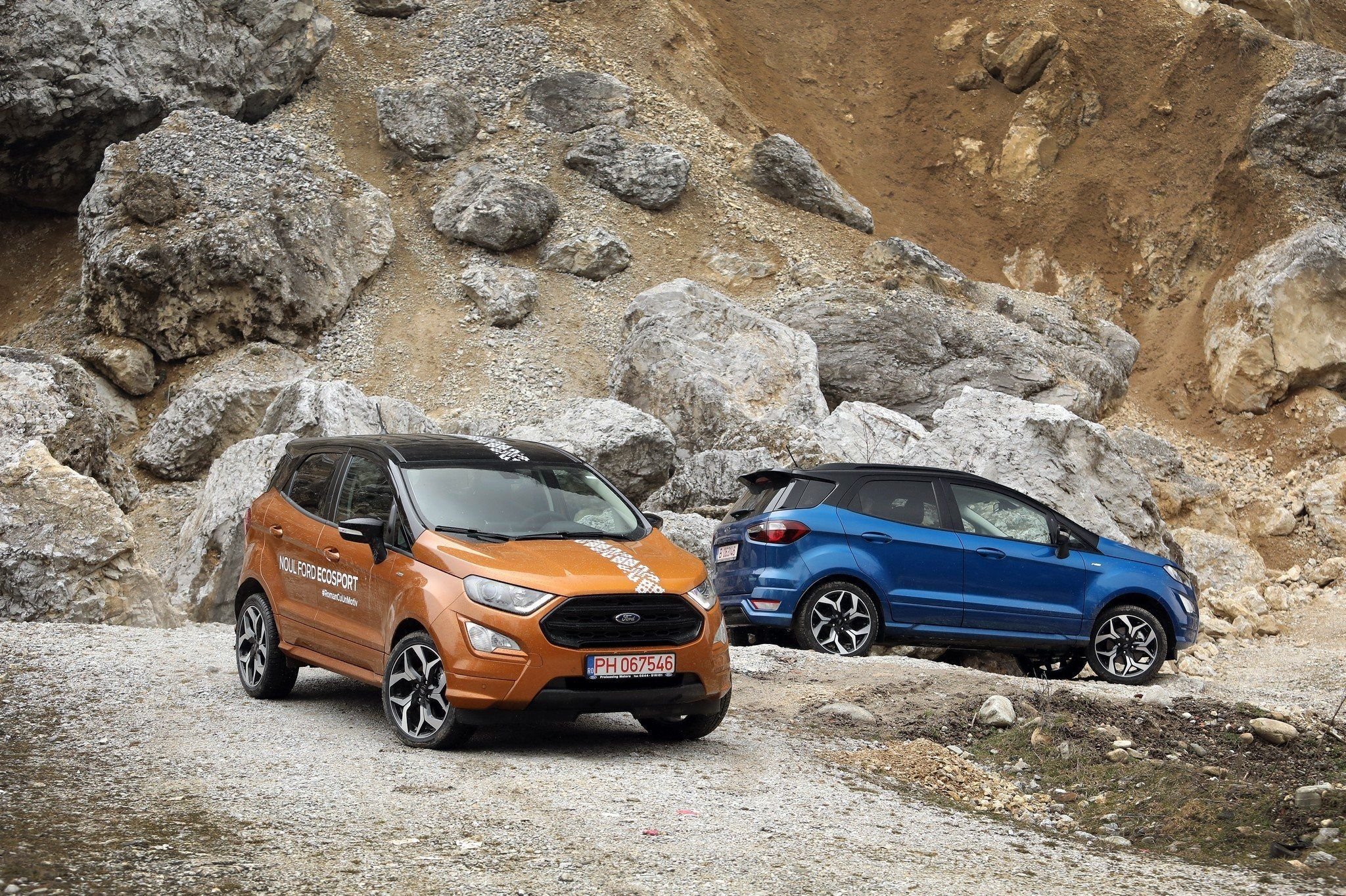 2021 Ford Ecosport Wallpaper