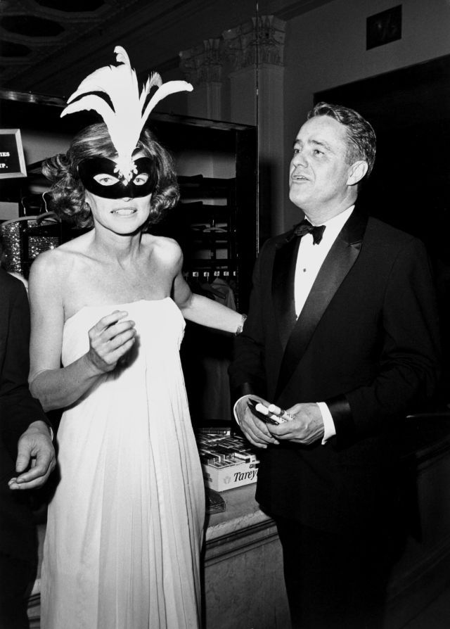 12 Photos That Prove Truman Capote S Black And White Ball