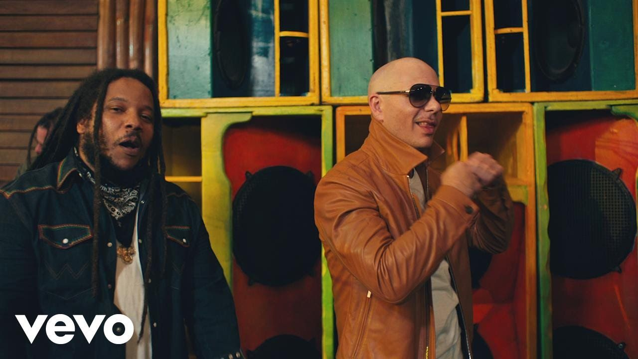 Pitbull Options Ft Stephen Marley Pitbulldancemusic Is Where This Song Is At With The Ton Of Remixes You Can T Stephen Marley Reggae Music Videos Marley