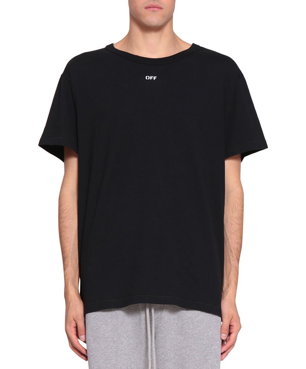 0d93f6175282 OFF-WHITE ARROWS HANDS COTTON T-SHIRT. #off-white #cloth # | Off ...
