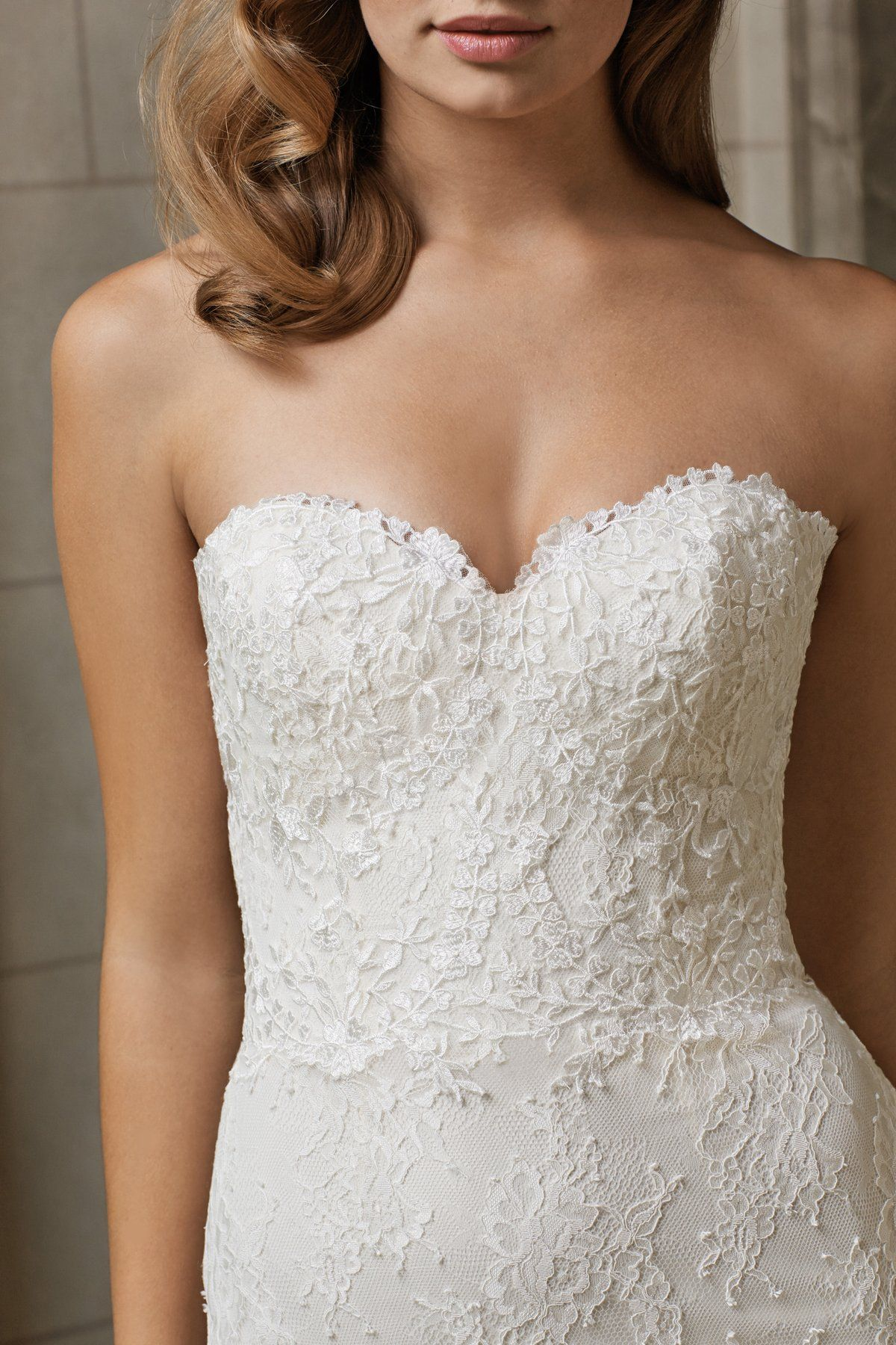Beautiful Detail: Wtoo Brides Michelle Gown