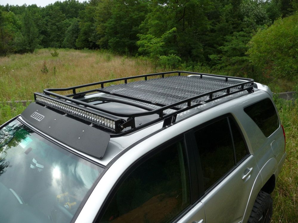 Full Length 4th Gen Rack Roof Rack Truck Roof Rack 4runner