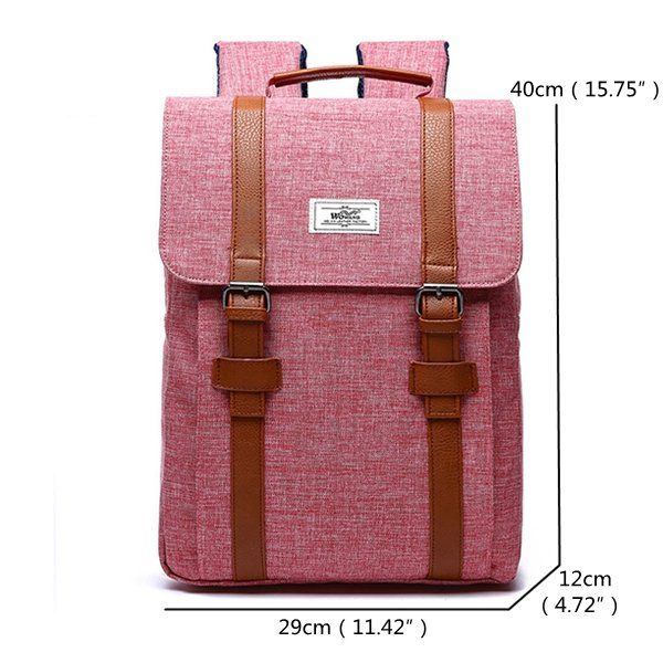 ab8a3ad1af06 Multi-functional Large Capacity Casual Travel 15 Inch Laptop Bag Backpack  For Women Men Online - NewChic