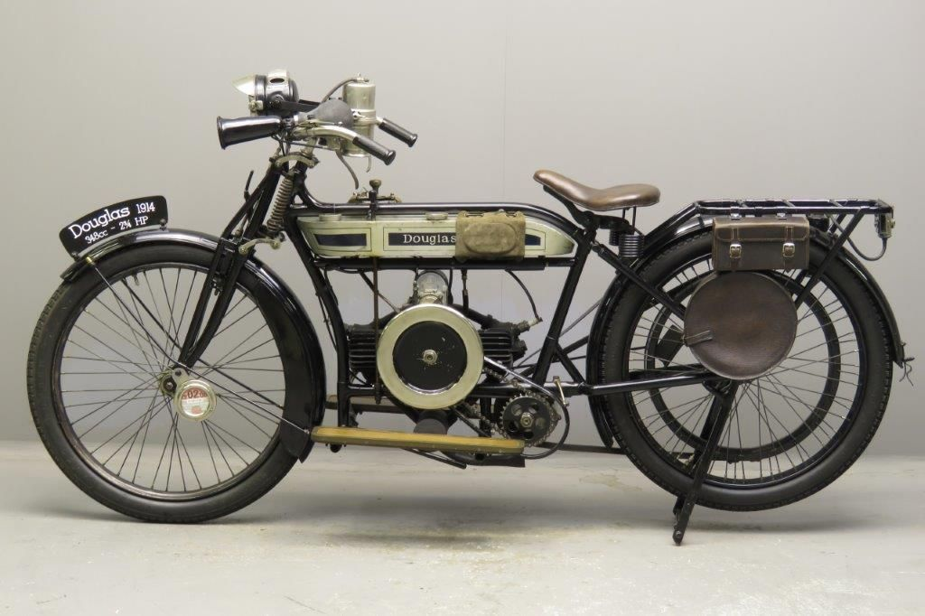 Douglas 1914 2 Hp 350cc 2 Cyl Sv 2712 Yesterdays Old Bikes Vintage Motorcycles Old Motorcycles