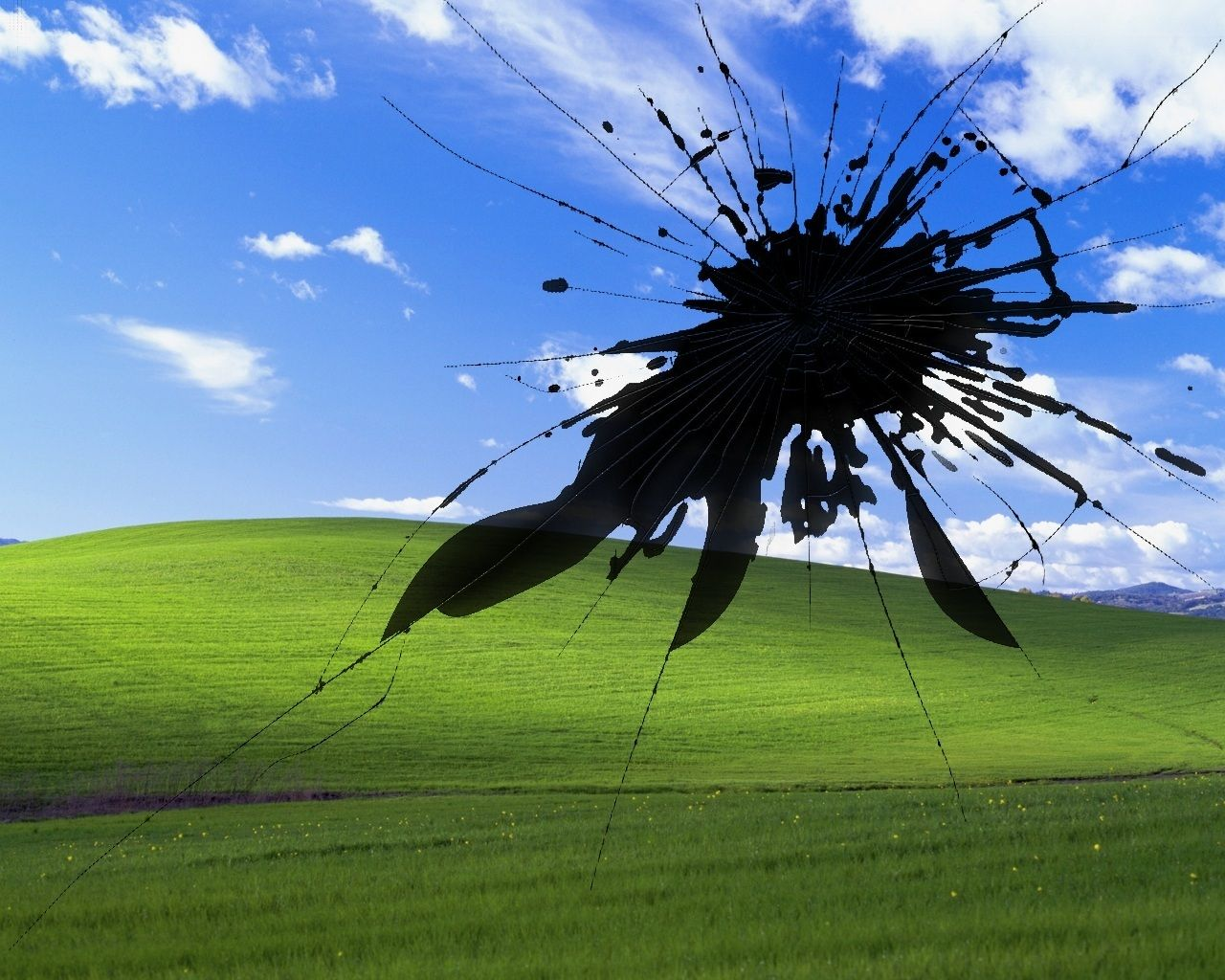 Windows xp wallpaper bliss download