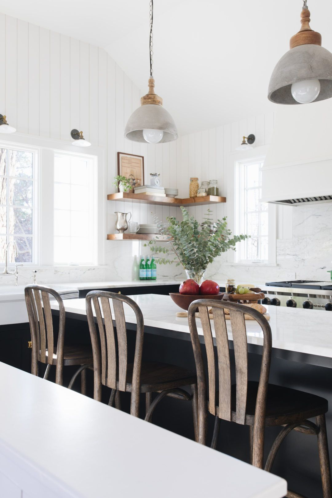 An updated home inspired by the english countryside