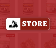 Redmond Equine Store--find all your salt, top dress, Daily gold, and more. They have lots of contests, too!