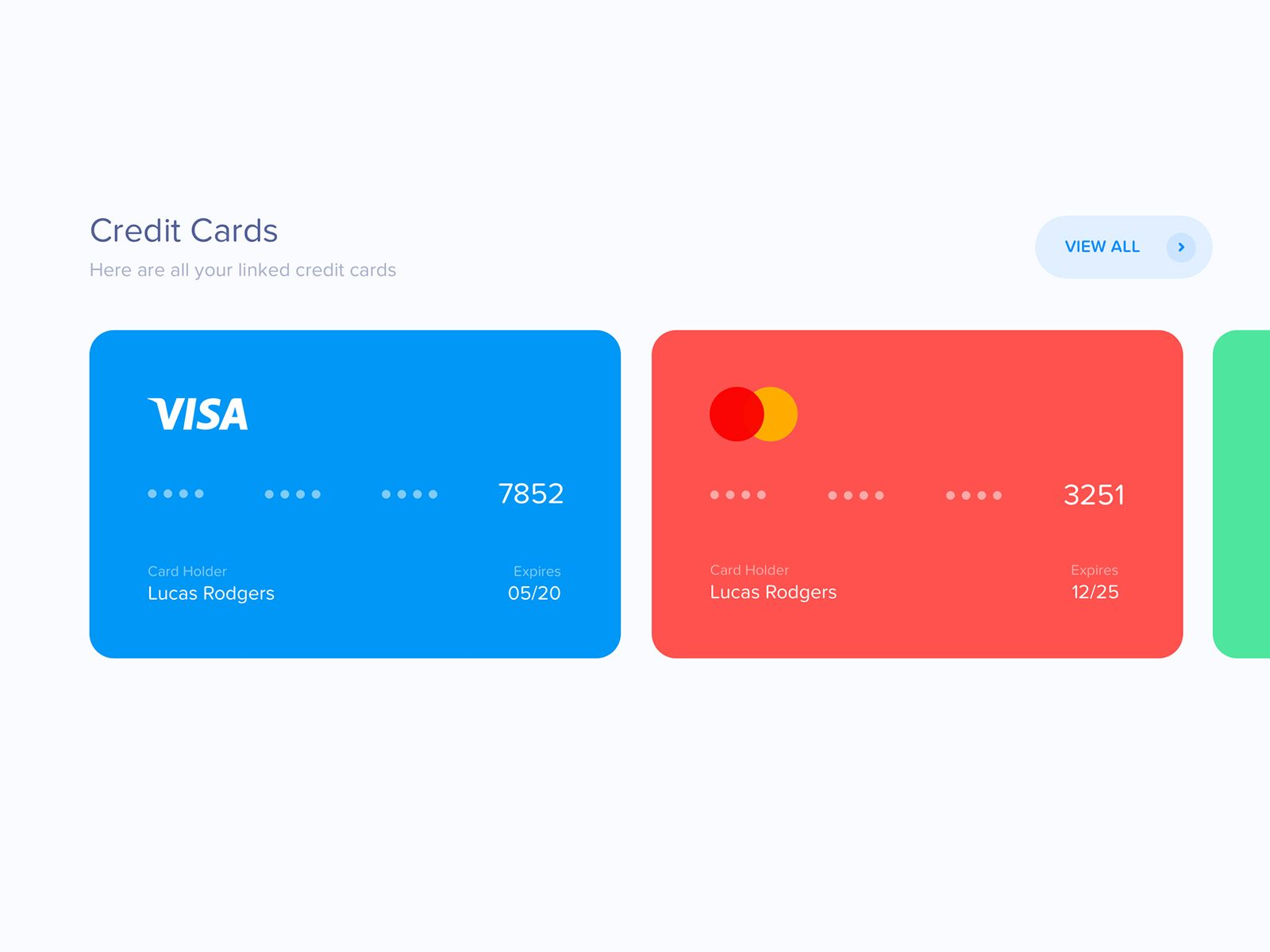 Credit cards credit card design cards visa card
