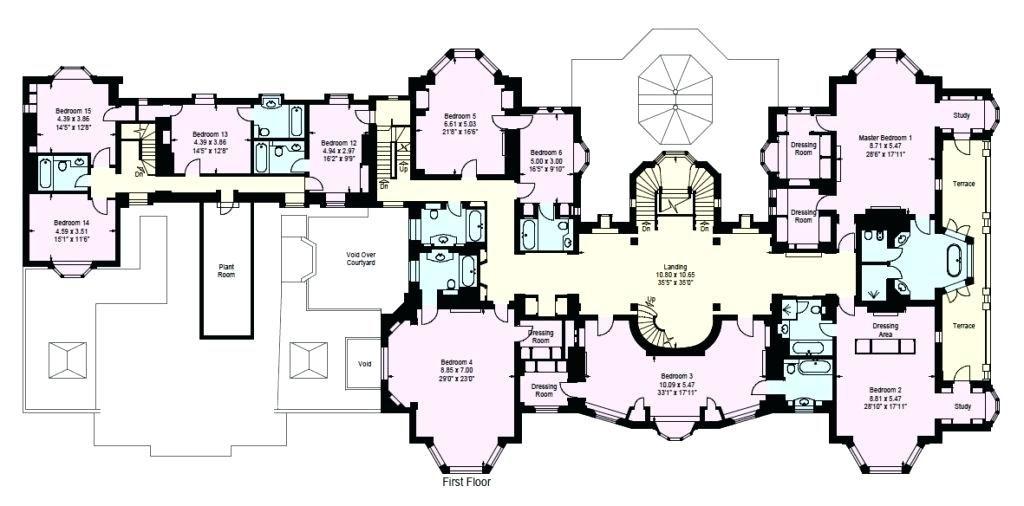 Fantasy Manor House Floor Plan Line Drawing Google Search Mansion Floor Plan Floor Plans Architectural Floor Plans