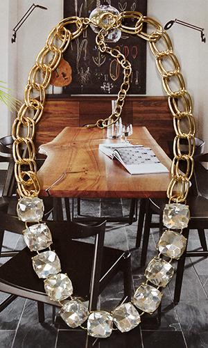 Keep Shining! Statement Necklace - Conversation Pieces
