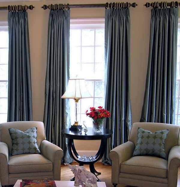 Curtains Designs For Living Room Delectable 18 Adorable Curtains Ideas For Your Living Room  Transitional Decorating Inspiration