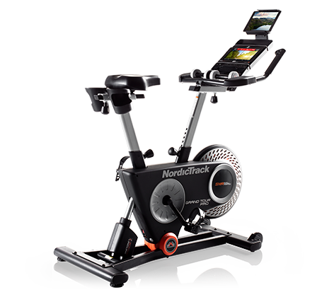 Nordictrack Grand Tour Pro Exercise Bikes Biking Workout Indoor