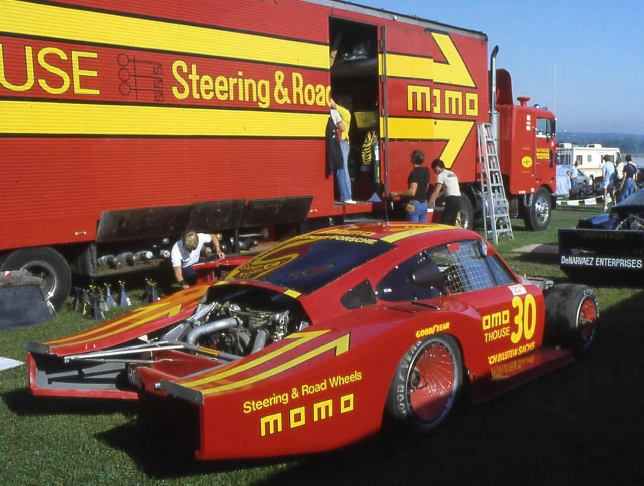 Some Old School Imsa Racers Racing Porsche Porsche Motorsport