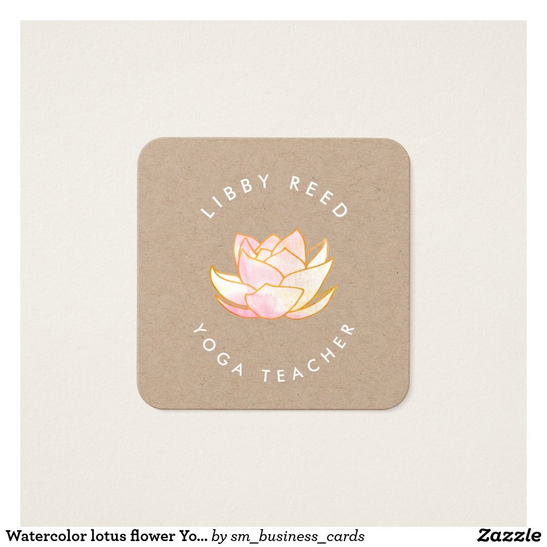 Watercolor lotus flower Yoga Teacher | Holistic Health and Natural ...