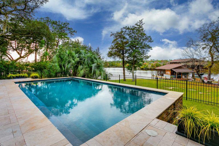 How Does Pool Algaecide Work Premier Pools Spas Premierpoolsandspas Ppas Premierpools P Building A Swimming Pool Swimming Pool Cleaning Pool Builders