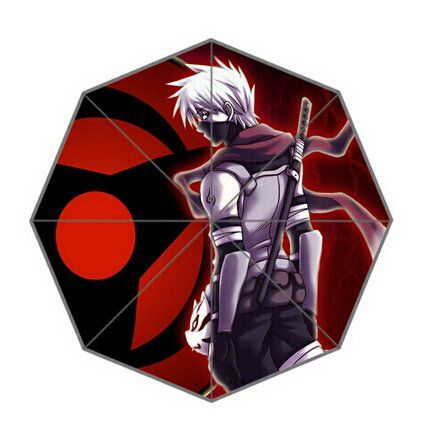 Custom Foldable Naruto Kakashi Umbrella Windproof Travel Umbrella >>> Check this awesome product by going to the link at the image.